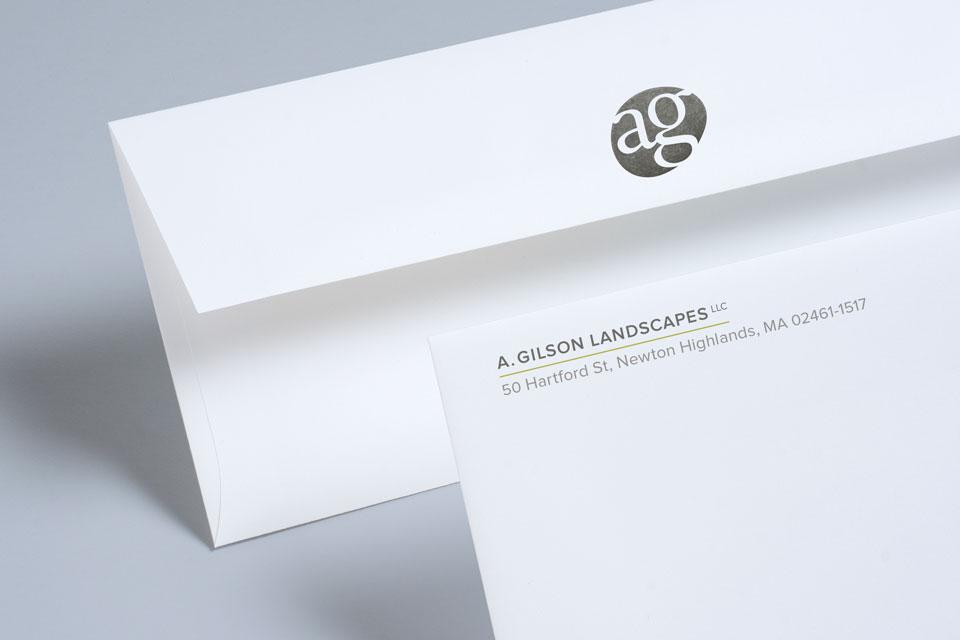 A.Gilson-Envelope
