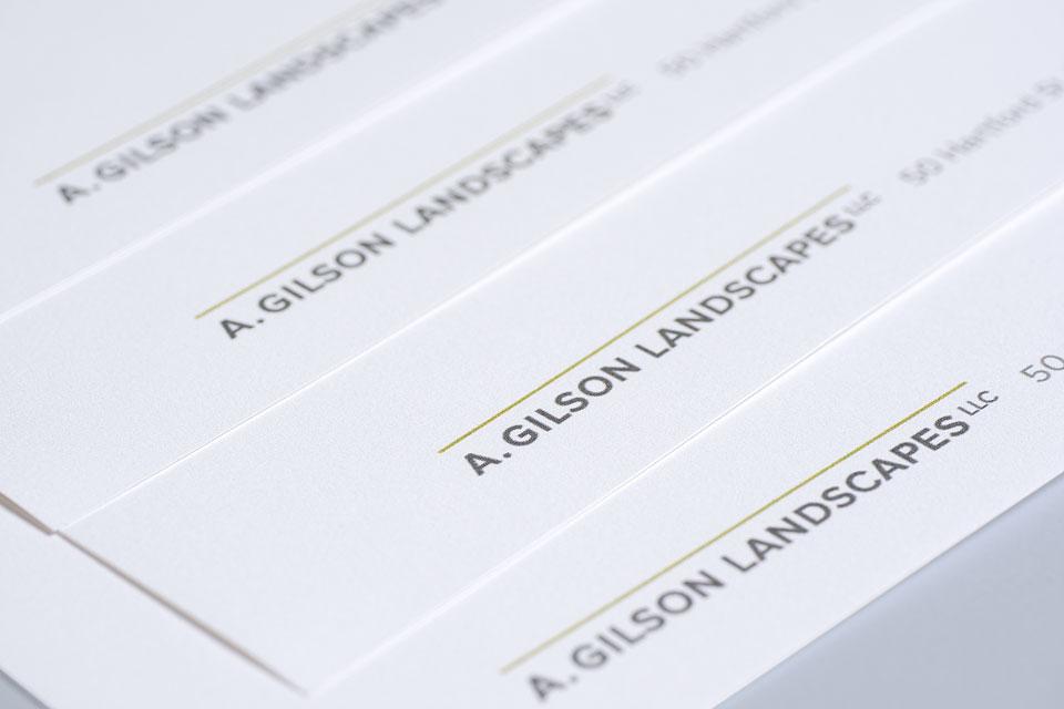 A.Gilson-Letterhead-Detail